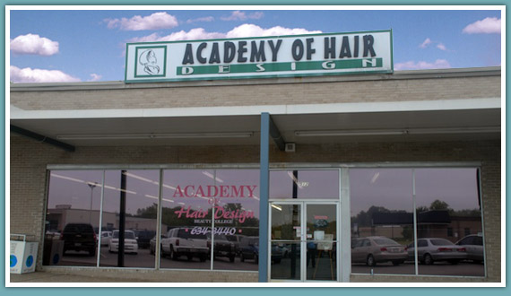 Academy of Hair Design office